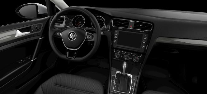 VW Golf Comfortline