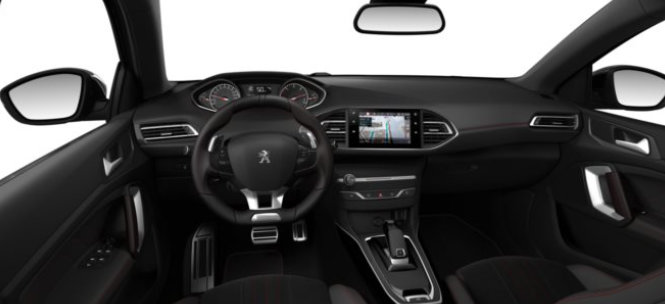Peugeot 308 Allure GT-LINE