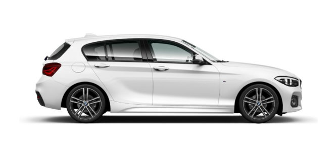 BMW 1er M Sport