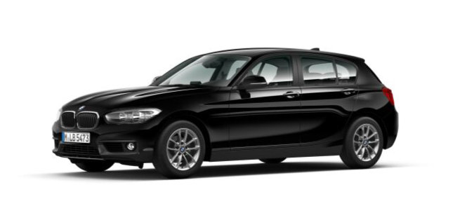 BMW 1er Advantage