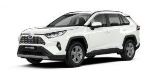 Toyota RAV4 Hybrid im Auto Abo