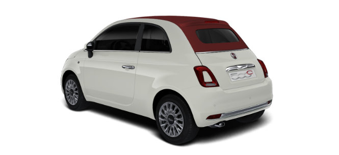 Fiat 500 Cabrio Lounge