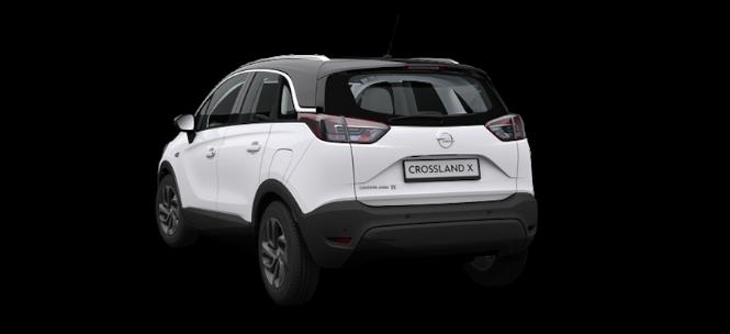 Opel Crossland X Sondermodell