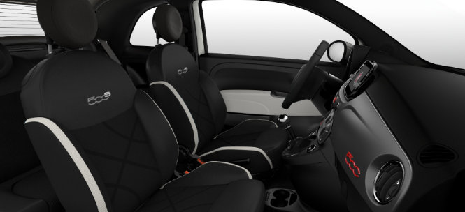 Fiat 500 Cabrio Sport