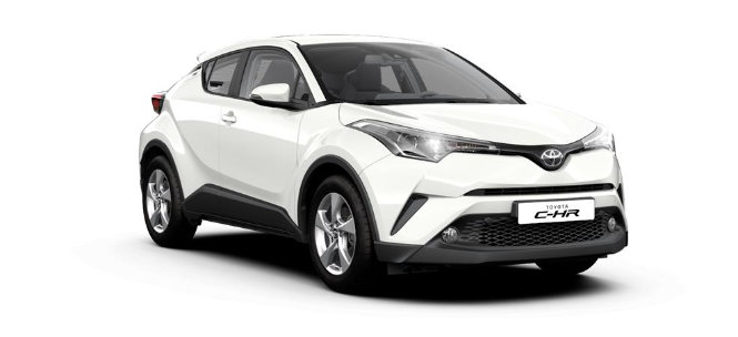 Toyota C-HR Sondermodell