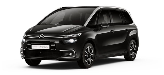 Citroen Grand C4 SpaceTourer Automatik