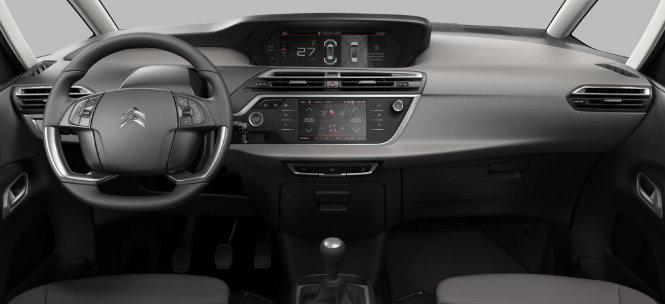 Citroen Grand C4 SpaceTourer Automatik