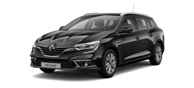 Renault Megane Grandtour Automatik