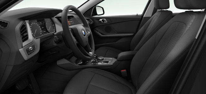 BMW 1er Advantage Automatik