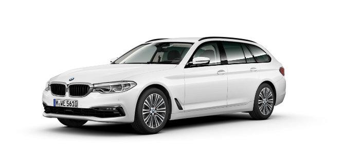 BMW 5er Touring Sport Line