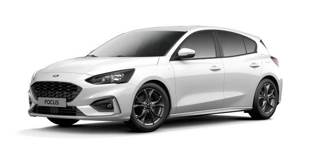 Ford Focus ST-Line Automatik