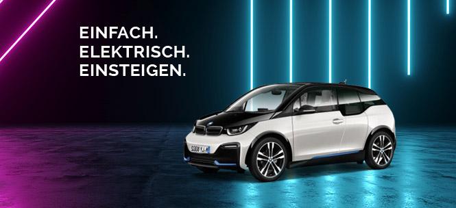 BMW i3s ELEKTRO 120Ah