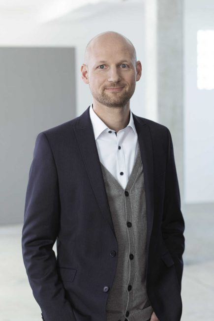 <p><strong>Co-Founder & Chief Technology Officer:<br /> </strong>Andreas Schuierer</p>