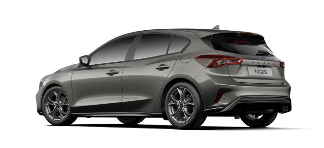 Ford Focus ST-Line Mild Hybrid