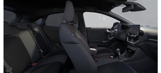 Ford Puma ST-Line Mild Hybrid