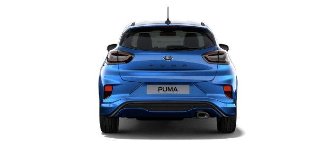 Ford Puma ST-Line Automatik