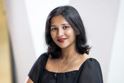 Sharmishtha Majumder