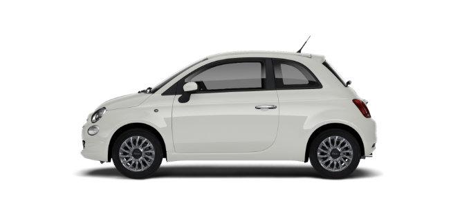 Fiat 500 Lounge Mild Hybrid