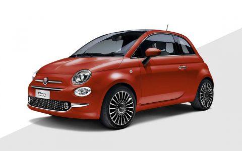 Fiat 500 Sicherheit