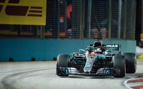 Hybrid Formel 1