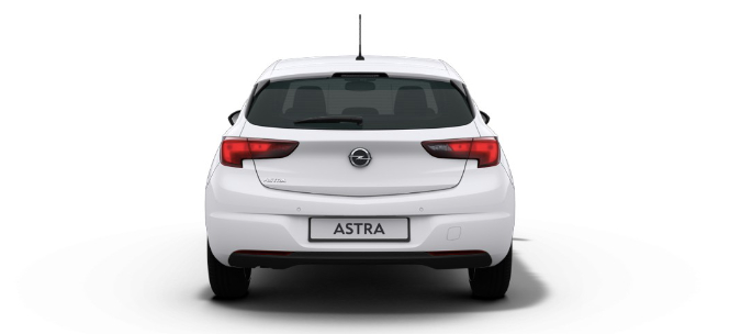 Opel Astra GS-Line
