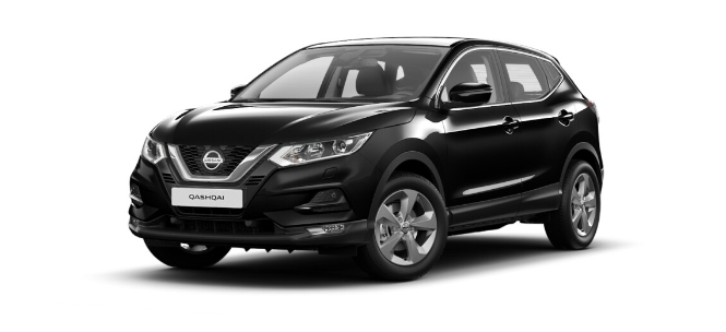 Nissan Qashqai Shiro