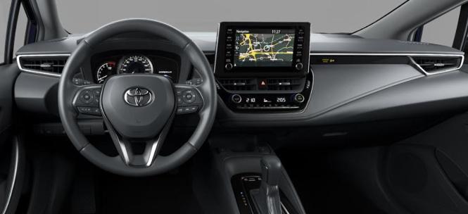 Toyota Corolla 5-Türer HYBRID