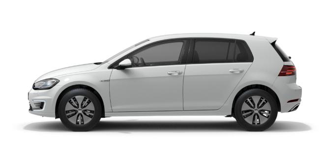 VW Golf e-Golf