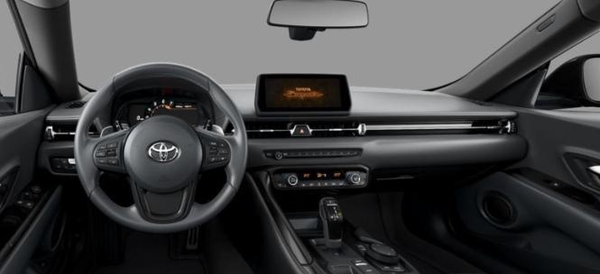 Toyota GR Supra Dynamic
